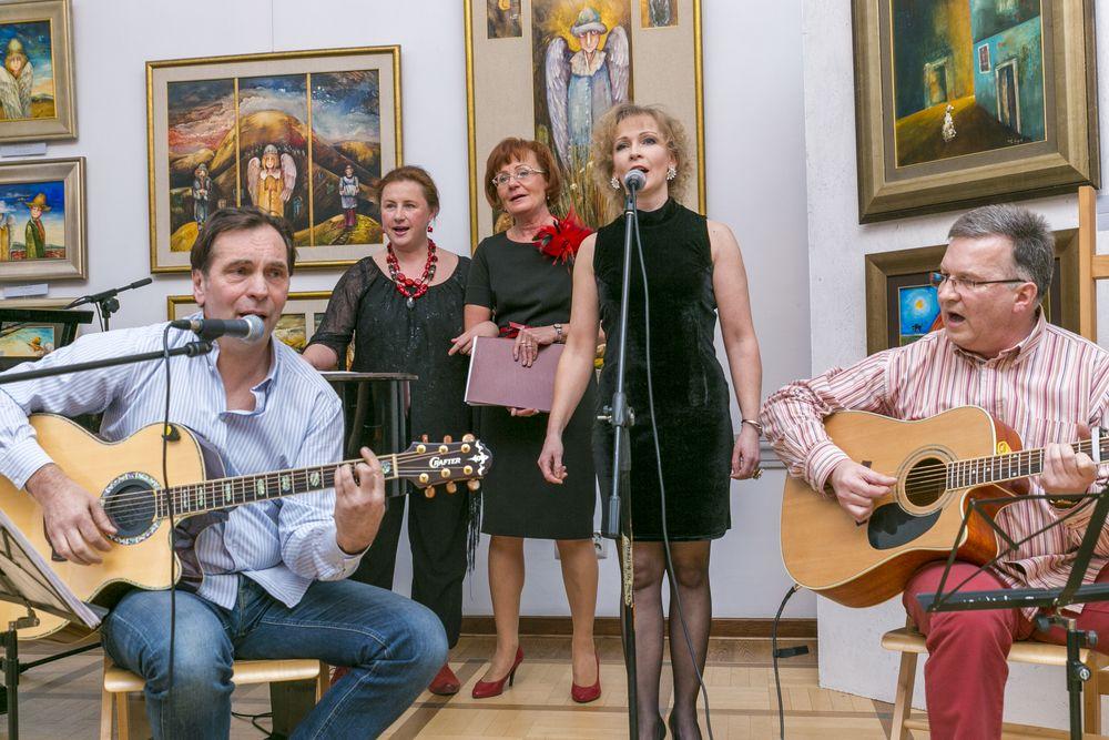 Aukcja IZPM, luty 2015, fot. Marian Lewicki
